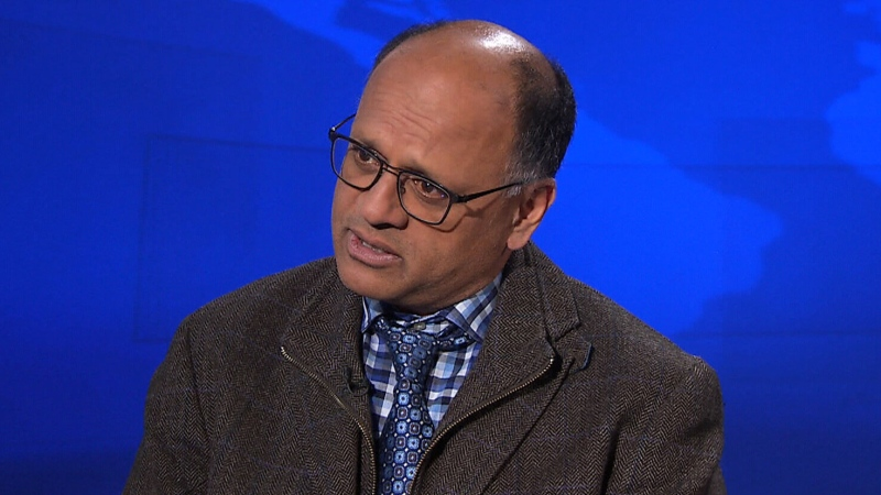 Infectious Disease Specialist Dr. Neil Rau