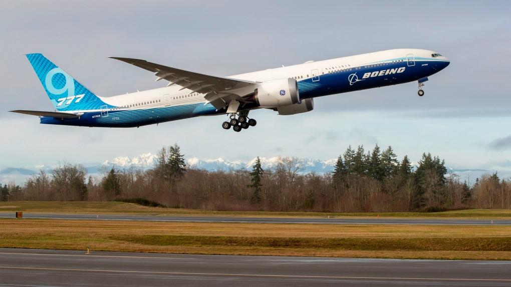 Boeing 777 9-X