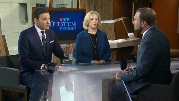 CTV QP: 'I don't think people want to go back'