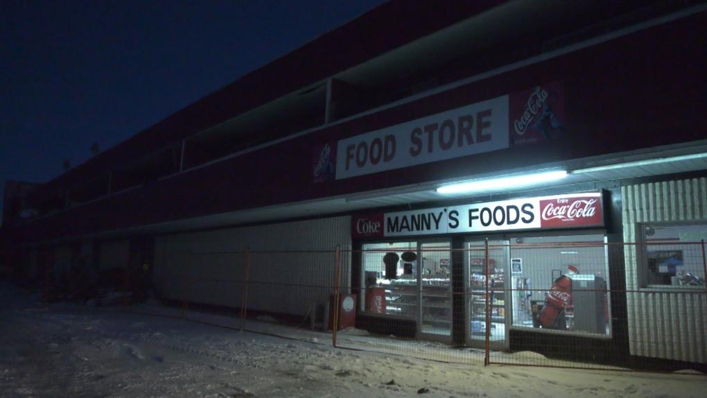 Manny's Motel, Wetaskiwin, Jan. 25, 2020