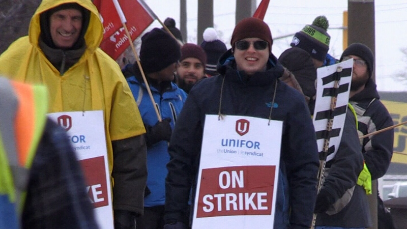 Still no resolution on day 6 of GRT strike