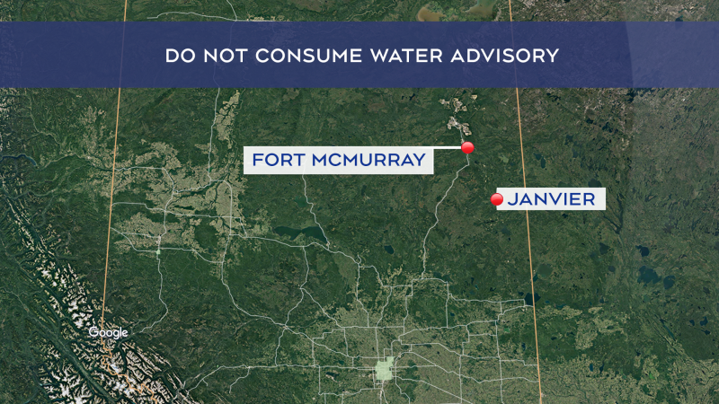 Residents of Janvier, a hamlet in the R.M. of Wood Buffalo, have been unable to use their tap water since Jan. 24 when chemicals contaminated their local water treatment facility.