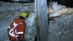 Car strikes 'major' hydro pole