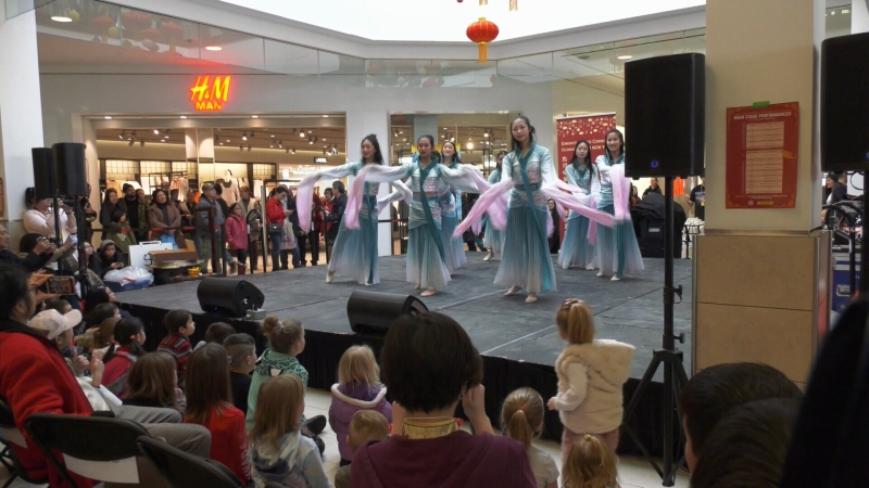 Lunar New Year, Kingsway, Jan 26 2020