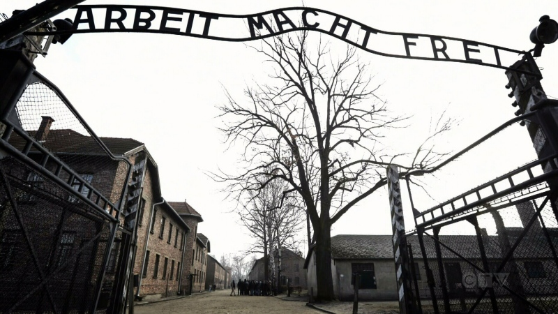 Return to Auschwitz