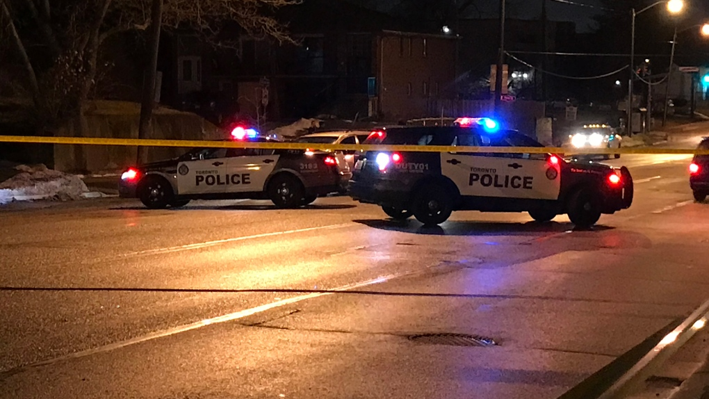 Up to two injured after shooting near Jane and Wilson