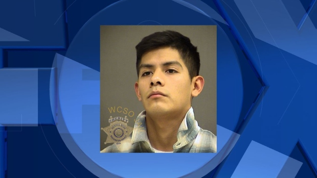 Deputies arrested a 26-year-old  Lafayette A. Castillo who they say posed as a high school student on social media to talk to children online. Authorities said he then met them in person and sexually assaulted them. (Washington County  SO via KPTV)