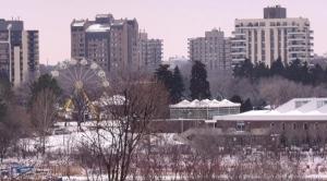 Saskatoon forecast January 27