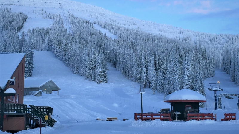 Baldy Mountain Resort on Jan. 13, 2020. (Baldy Mountain Resort/Facebook)