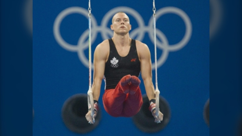 Canadian Kyle Shewfelt, from Calgary, competes on the rings during the Artistic Gymnastic qualification at the Beijing Olympics in Beijing, China Saturday Aug.9, 2008. The National Sport School in Calgary that produces Olympic and Paralympic champions faces possible closure after a quarter century. Alumni include Olympic champions Kyle Shewfelt (gymnastics), Jennifer Botterill, Carla MacLeod and Jocelyne Larocque (hockey), Kaillie Humphries (bobsled), Brady Leman (ski cross) and six-time Paralympic swim champion Jessica Sloan. THE CANADIAN PRESS/Adrian Wyld