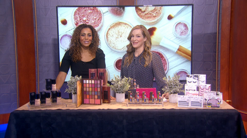 Makeup artist Karen Malcolm-Pye shows us some new trends and products to try out