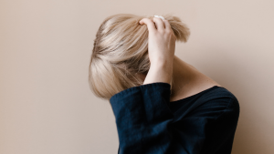 Doctors in Ireland removed a six-inch hairball lodged in a teenage girl's stomach after they say she developed the rare, potentially fatal compulsive hair-eating condition known as 'Rapunzel syndrome.' (Pexels/Andrew Neel)
