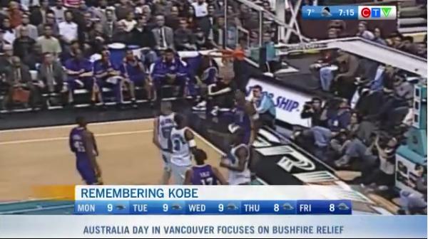 Remembering basketball legend