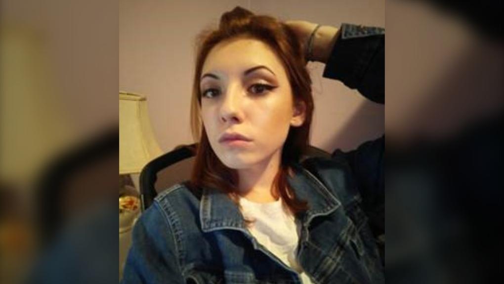 Arianna McKenzie missing