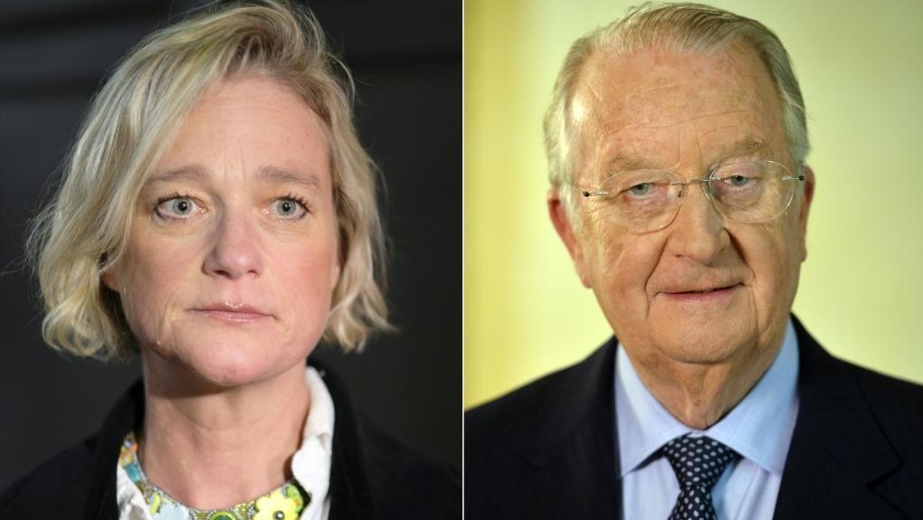 Belgium's ex-king forced to recognize illegitimate daughter