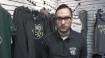 Saskatchewan Rattlers marketing and communication manager Raúl García.
