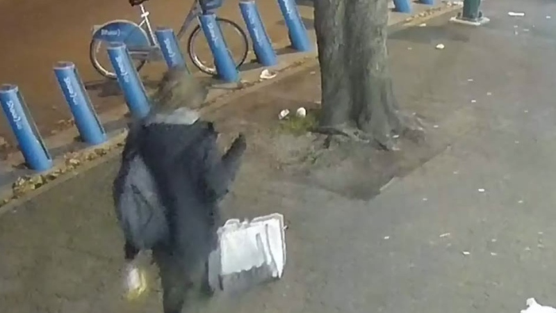 Video released in disturbing West End attack