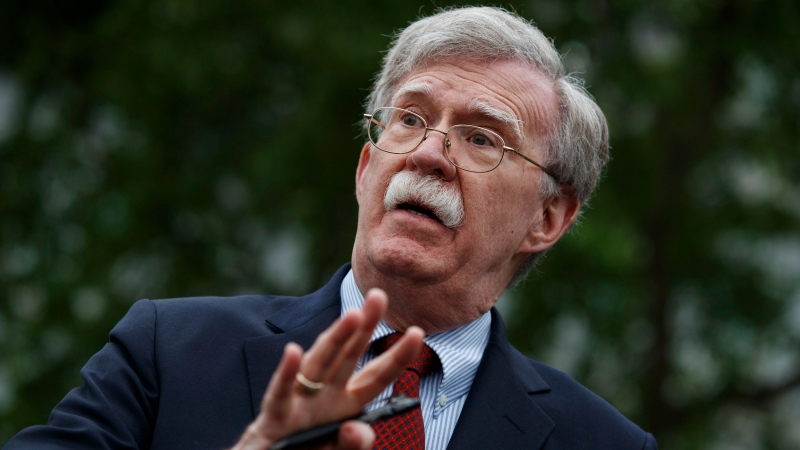 Bolton bombshell rocks impeachment trial in U.S.