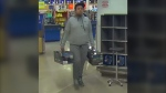 Anyone who knows this man is asked to contact the West Shore RCMP or Crime Stoppers. (West Shore RCMP)