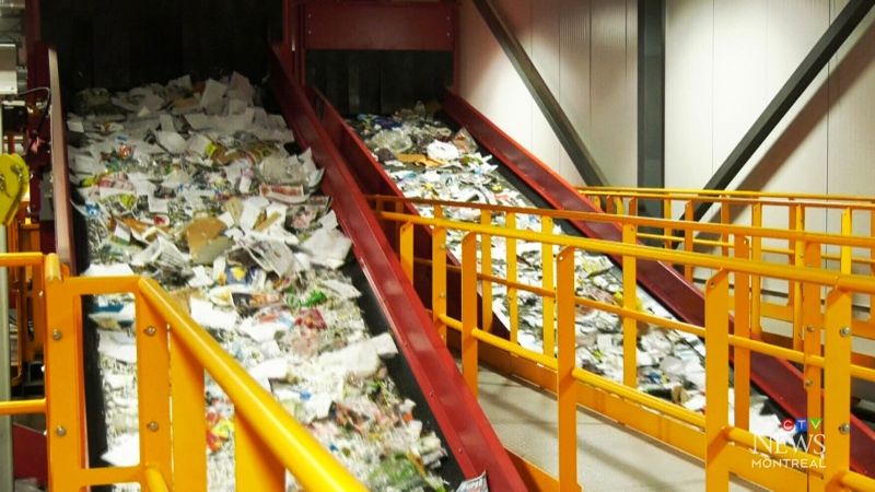 Montreal recycling plants to close