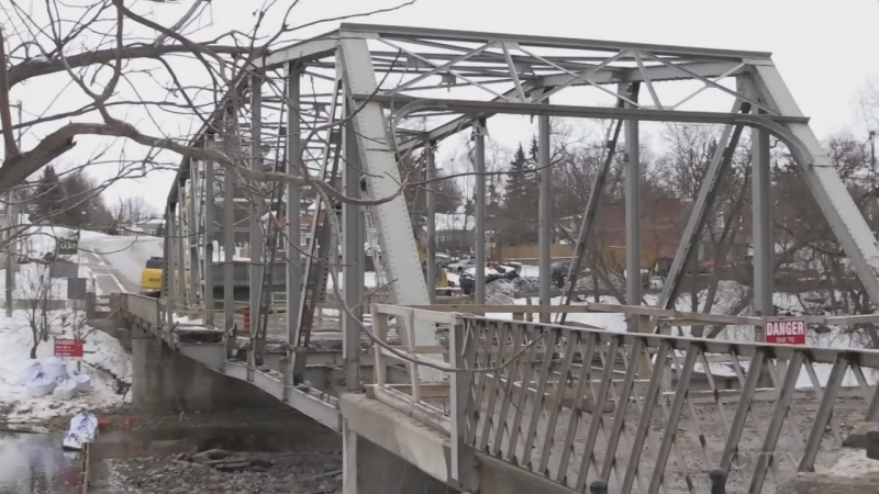 Elora businesses say construction impacting sales