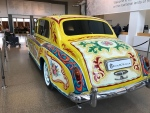 John Lennon's iconic 1965 Rolls-Royce has been rolled into the Royal BC Museum for temporary display: Jan. 27, 2020 (CTV News)