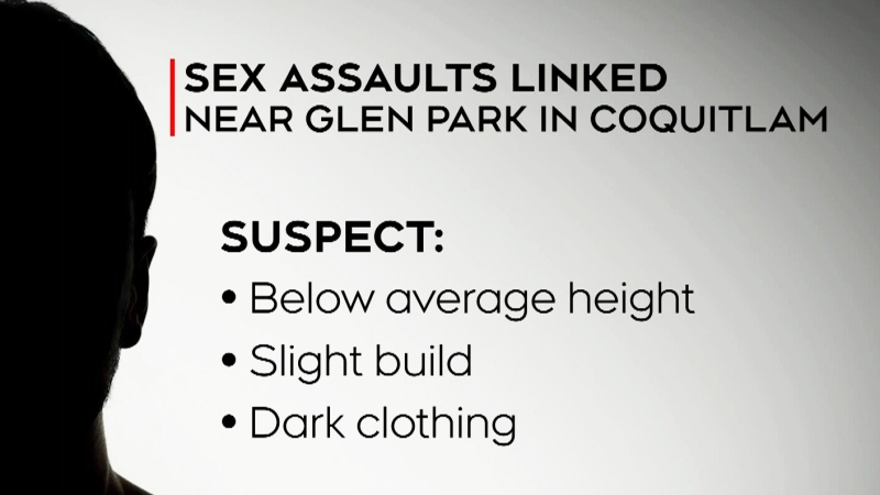 4 Coquitlam sex assaults linked