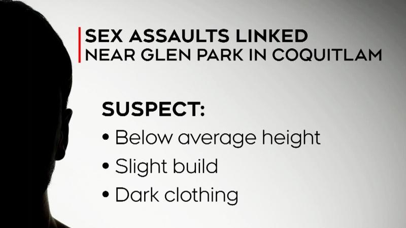4 Coquitlam sex assaults linked