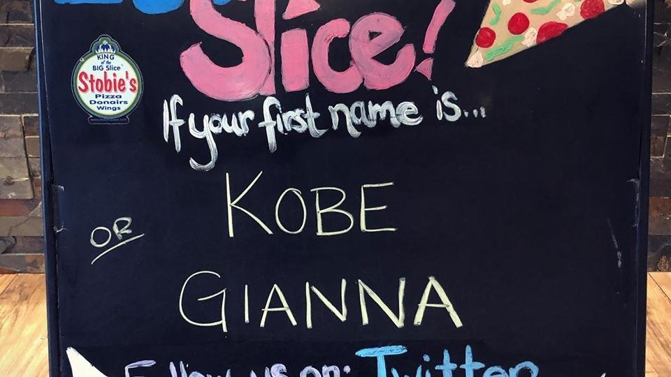 Stobie's Pizza Board
