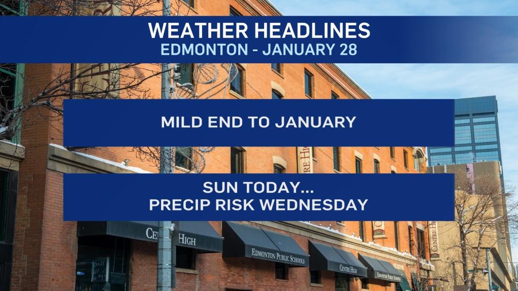 Jan. 28 weather headlines