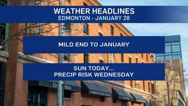 Jan. 28 weather headlines