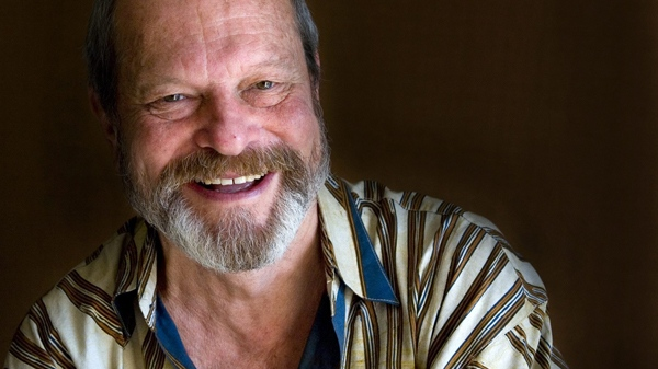 Director and writer Terry Gilliam