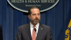 CDC press conference on coronavirus