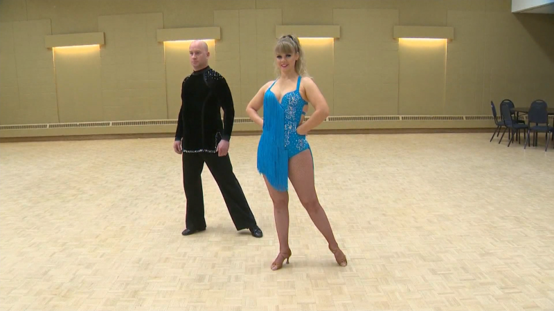 Alberta Dancesport teaches all types of dance including Latin, Ballroom, even Country at its new location in Calgary