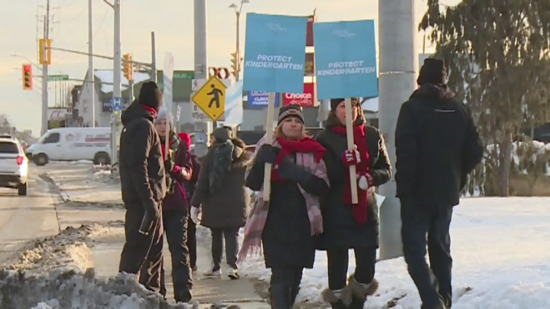 OECTA announces plans for province-wide strike