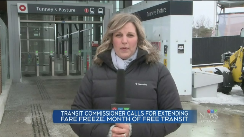 Transit commissioner Sarah Wright-Gilbert discusse