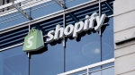 The Ottawa headquarters of Canadian e-commerce company Shopify are pictured on Wednesday, May 29, 2019. Shopify Inc. says it will hire 1,000 people in Vancouver and open its first permanent office in the city in late 2020. THE CANADIAN PRESS/Justin Tang