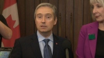Minister Champagne speaks on Canadians in China