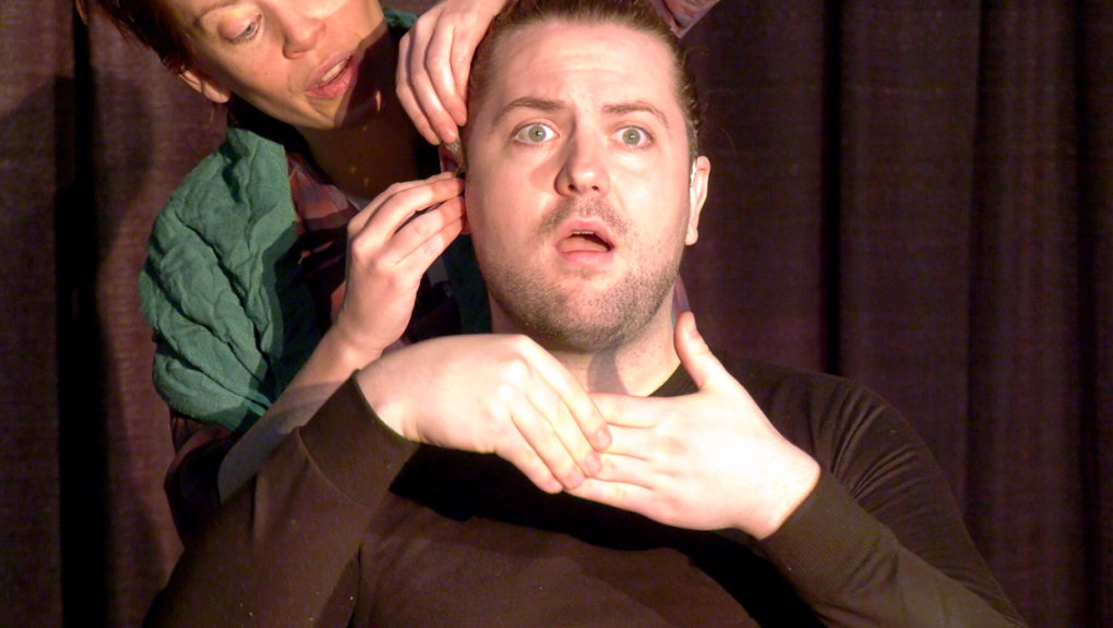 Sign language opera