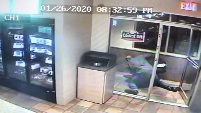 An off-duty police officer in Nanaimo sprang into action after a man tried to steal a box of frozen treats from a local Dairy Queen. (Dairy Queen)
