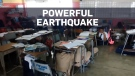 Several countries rattled by magnitude 7.7 earthqu