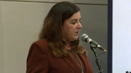 Vianne Timmons says goodbye
