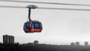 Gondola receives mixed reception at city hall
