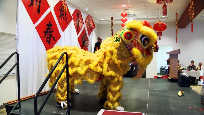 Chinese New Year celebrations in Lethbridge have been postponed, due to coronavirus concerns. Tyler Barrow reports