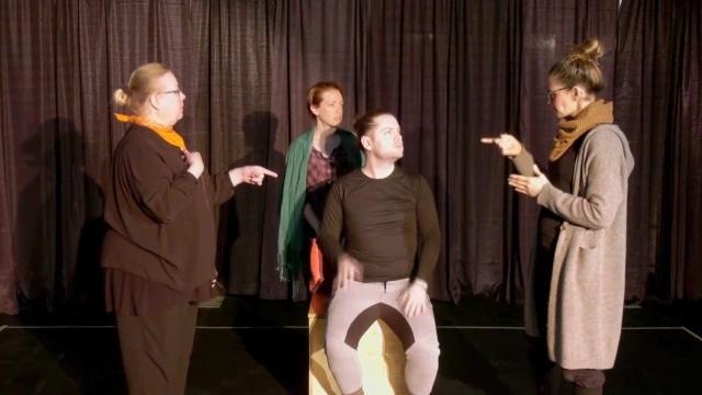 Calgary sign language opera