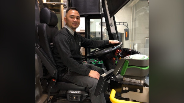 GO bus driver hailed a hero for helping woman in Guelph