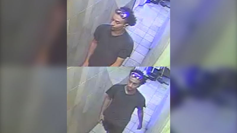 Laval police are looking for a suspect who allegedly robbed a 16-year-old boy in the Chomedey district.