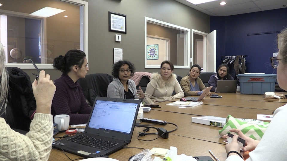 Empowering Women Catering Project North Bay
