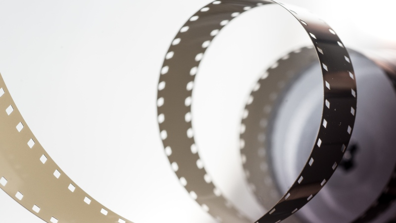 A reel of film is seen in this file photo. (Skitterphoto / Pexels)