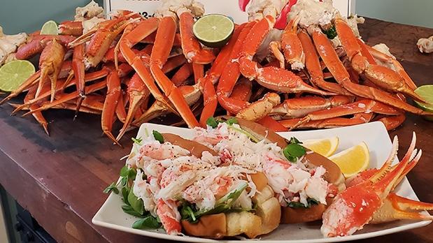 Snow Crab Roll | CTV News Atlantic